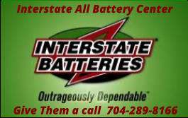 Interstate All Battery Center Give Them a call  704-289-8166
