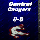 Central Cougars 0-8
