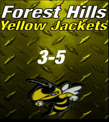 Forest Hills Yellow Jackets 3-5